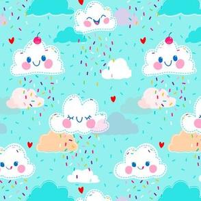 Raining sprinkles - Smaller Print