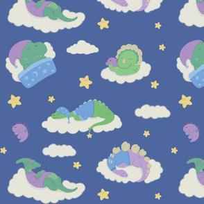 Dino Sleep