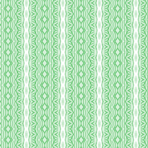 Green tribal