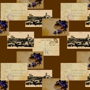 Grandma Rose WWI postcards