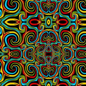Psychedelic-ed