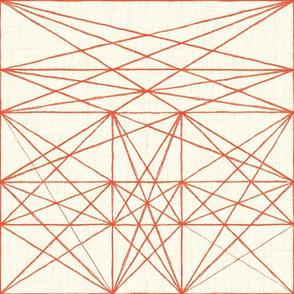 Chalk Strings - paprika