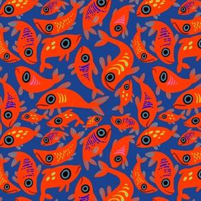 Little Fishies School 1
