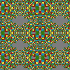 multi color pattern