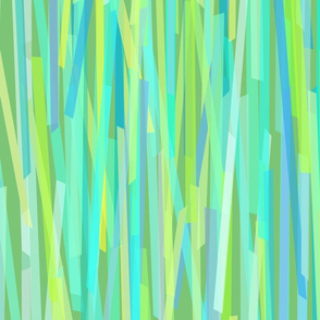 Ribbons Spring Green 300