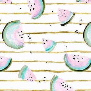 rainbow watermelons