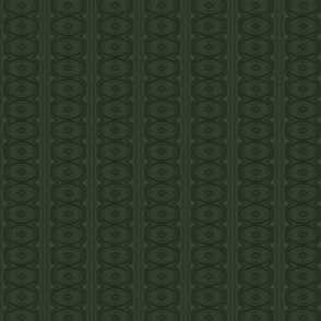 Pattern dark green