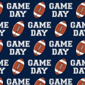 GAME DAY - navy - college football - LAD19
