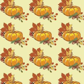 Autumn3 pumpkins