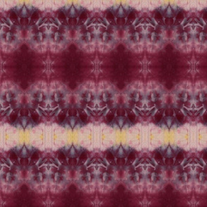 Wine Clown Shibori