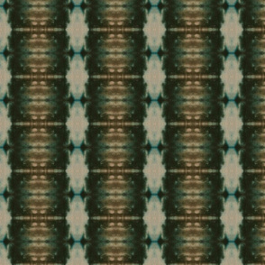 Green Linear Shibori