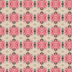 Pink Floral Shibori