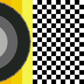 race-flag_blue_yellows