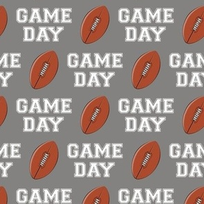 Football - Game Day - grey - LAD19
