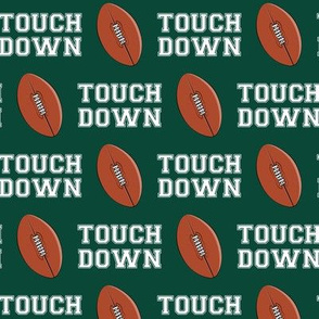 Football - Touch Down - Green - LAD19