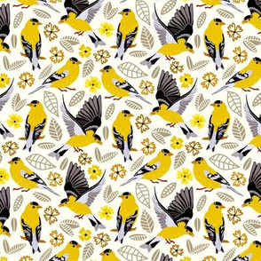 Goldfinches (Small version)