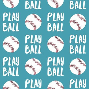 Play ball - baseball - LAD19