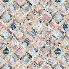 Marble Moroccan Tiles - small