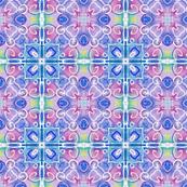 Pastel geometric
