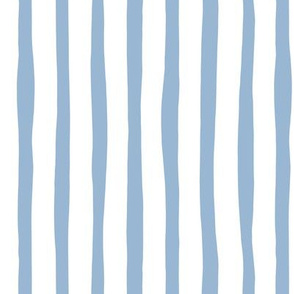 Vertical stripes and beams abstract stripes trend modern minimal design summer bikini baby blue