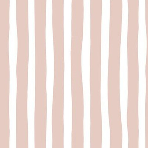 Vertical stripes and beams abstract stripes trend modern minimal design summer bikini pastel beige sand