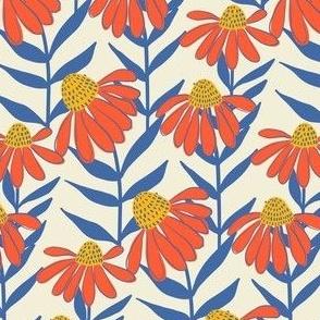 Americana Cone Flowers