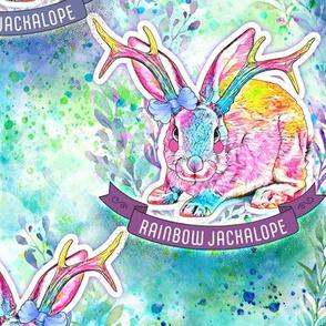 Rainbow Jackalopes