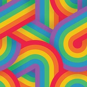 The Rainbow Print