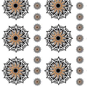 zuni mandala stripe