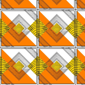 african_pattern_bloob_orange_designedbypereira