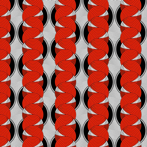 african_pattern_circles_black_designedbypereira