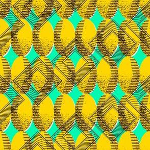 african_pattern_golden_egg_designedbypereira