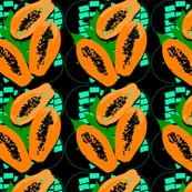 african_pattern_papaya_party_2_designedbypereira