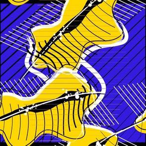 african_pattern_yellow_blue_designedbypereira
