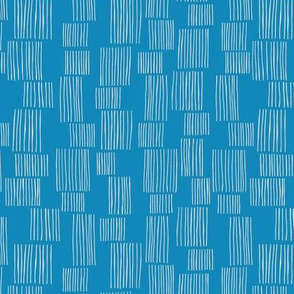 Lines Blue