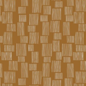 Lines Brown