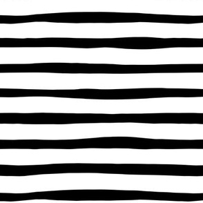 Horizontal stripes and beams abstract stripes trend modern minimal design summer bikini monochrome black and white