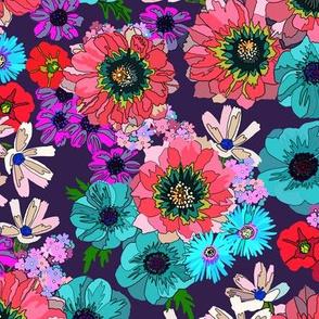 cactus flower fantasy - bright