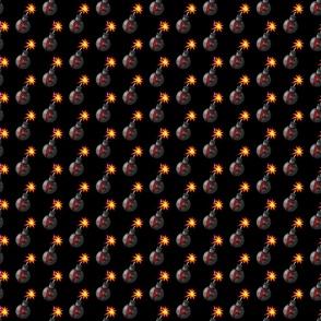 F-bomb black large