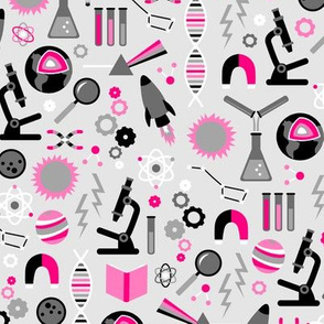 Science Studies (Gray & Magenta)