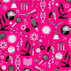 Science Studies (Magenta & Silver)