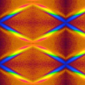 Solar Flare Prism - mirror