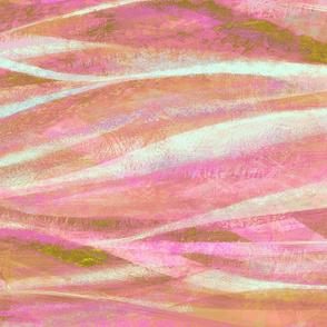 pink-olive-waves