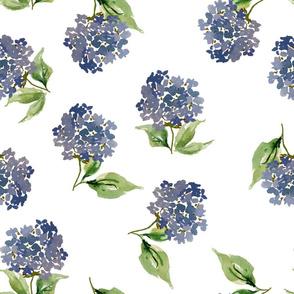 """18"""" Lilac Florals"""