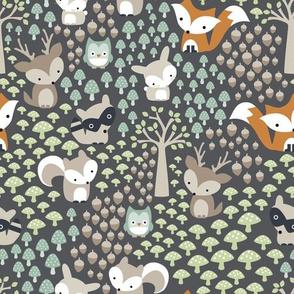 Timberland Tots Woodland Animals