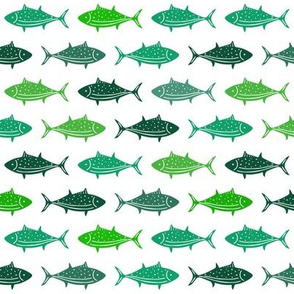 Fish Parade Green