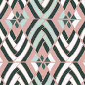 Pattern of Desert Plant (lg)