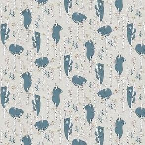 Birch Bears (blue) xxxsml