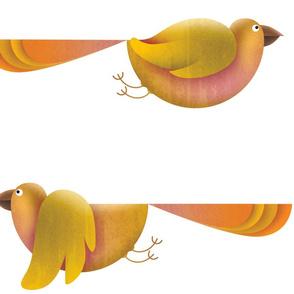 Birds Wing beat