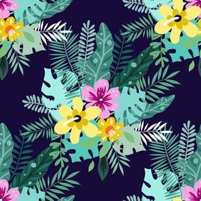 Tropical pattern5